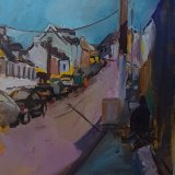 Street scape - County Wexford Ireland Sold