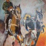 'Rodeo' 90cm x 120cm €850