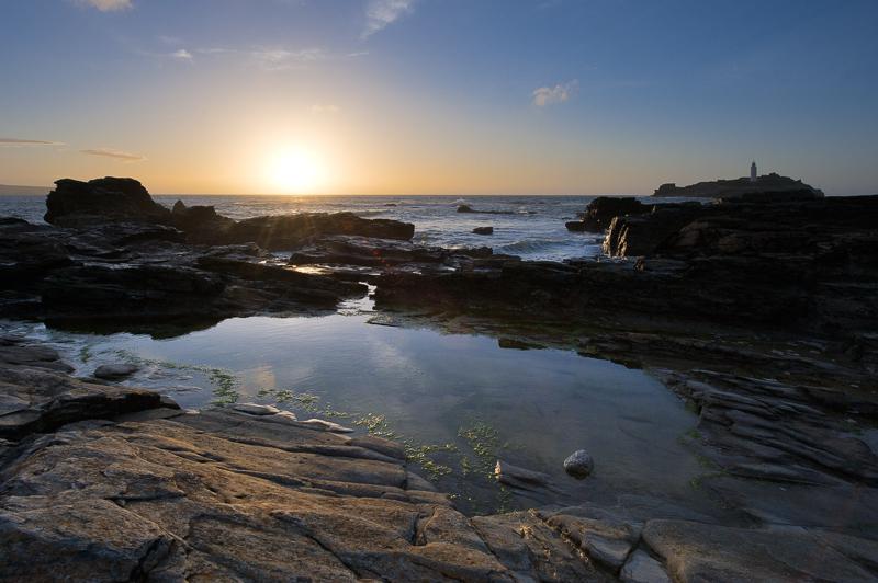 Godrevy Beach, Cornwall.