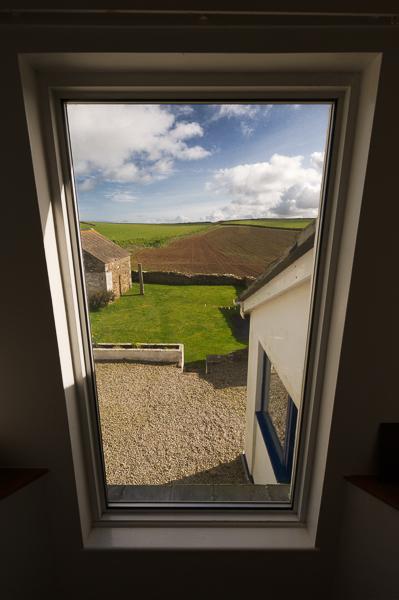 Farmhouse Window.