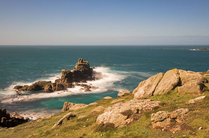 Land's End, Cornwall.