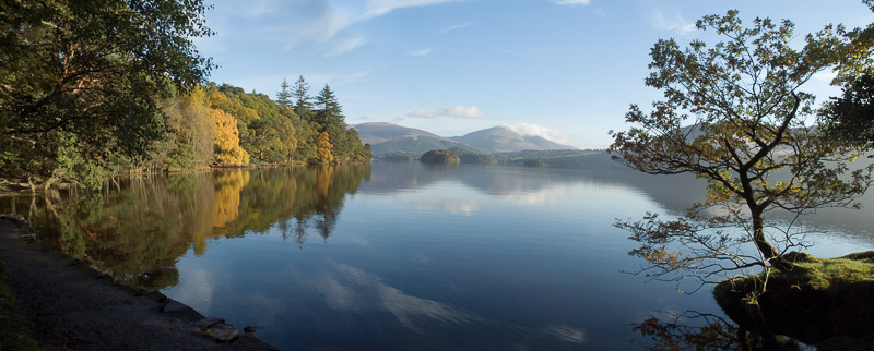Panorama One, Derwentwater.