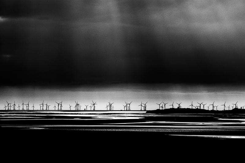 Barrow Offshore Wind Farm.