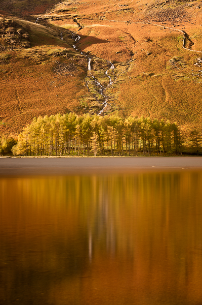 Buttermere in Autumn