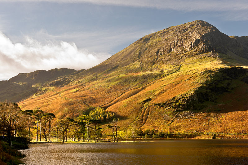 Autumn Colours, Buttermere.