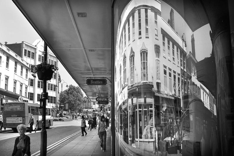 Beatties Window, Wolverhampton.