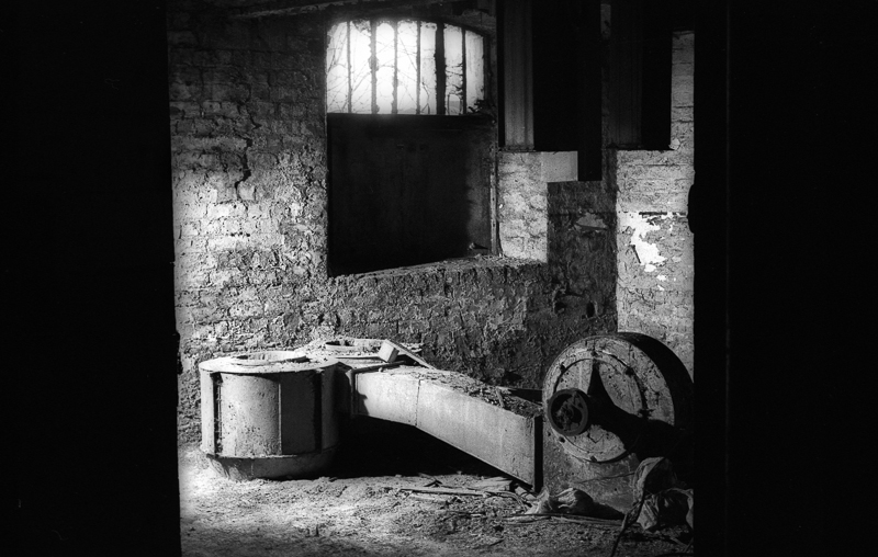 J N Miller's Mill, Wolverhampton.