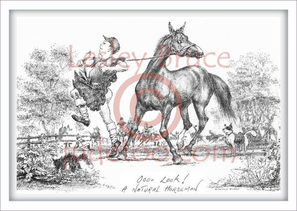 a Natural Horseman