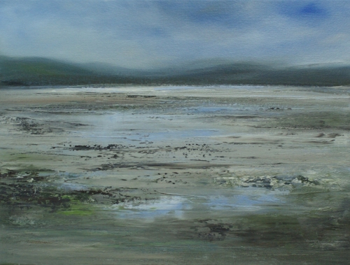 Low tide, Mull