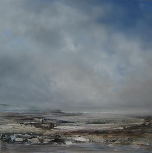 shoreline, breaking cloud