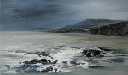 Headland, Low Tide