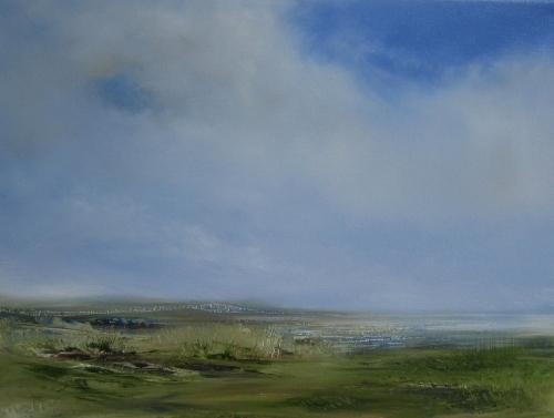 High cloud, headland