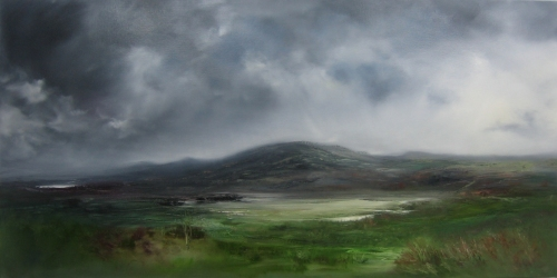 Rainwashed land