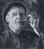 The Dubliner - graphite pencil