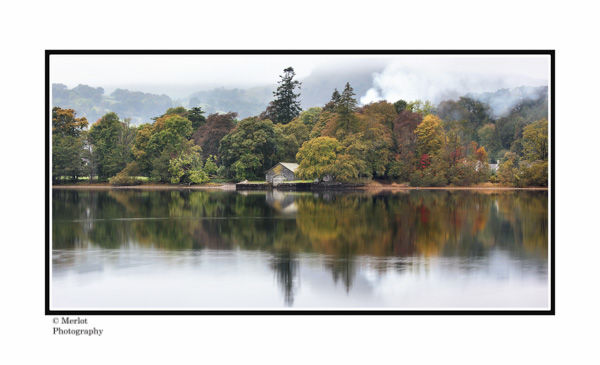 Coniston Water Boathouse