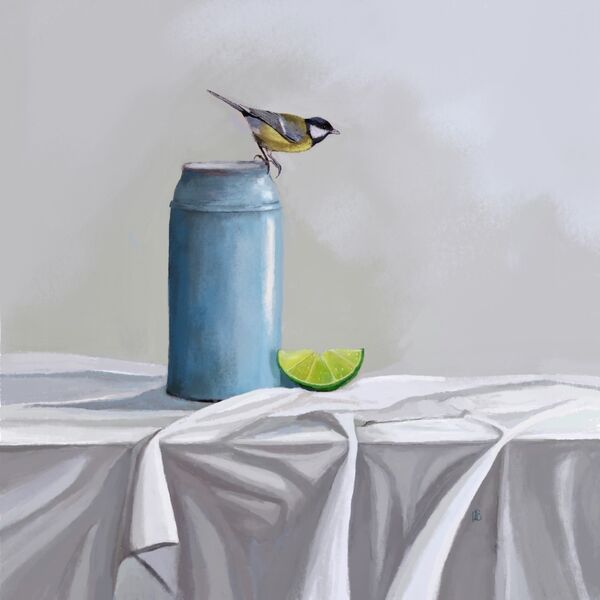 Great Tit & Lime