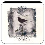 Black Bird Mat