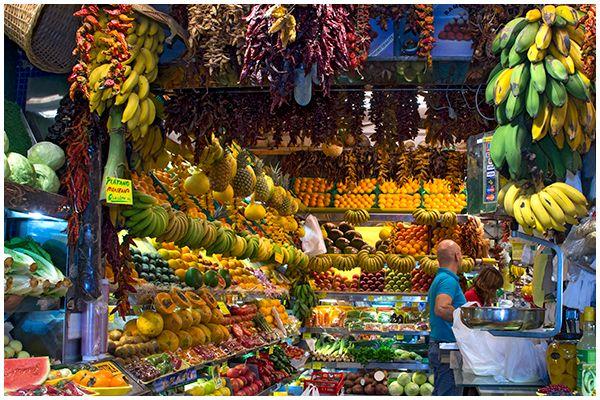 Fruit Market Las Palmas