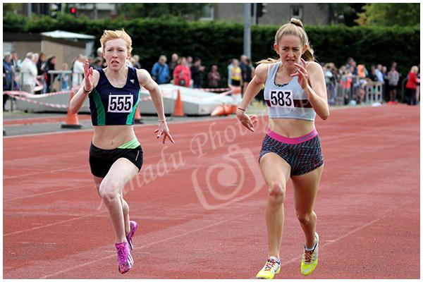 Lanarkshire Athletics Championships