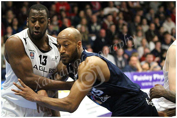 Glasgow Rocks vs Newcastle Eagles