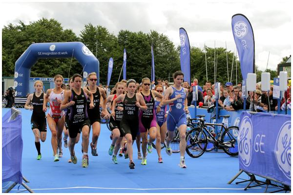Strathclyde Park Triathlon