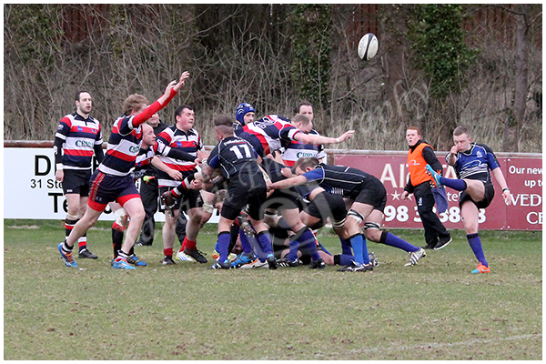 Dalziel vs Murrayfield Wanderers
