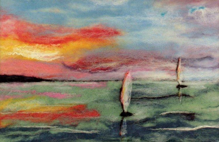 Sunset Sail sold