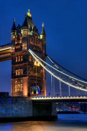 Tower Bridge, South Tower
