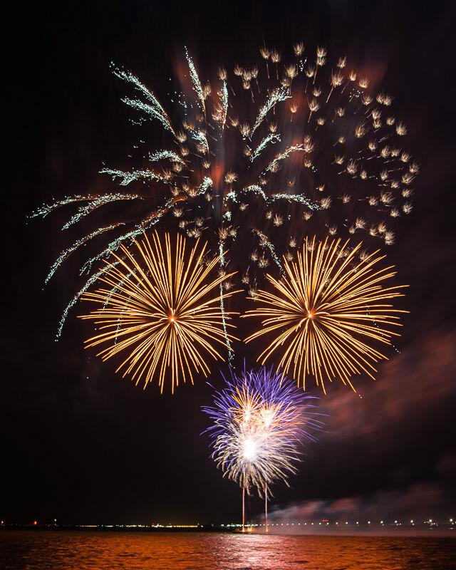Sarfend Fireworks 3