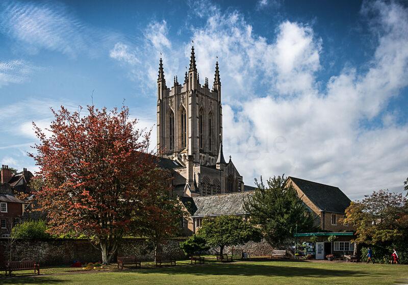 St Edmunds Cathedral