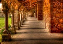 L'Abbaye Blanche, Mortain, France
