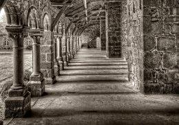 L'Abbaye Blanche 2, Mortain, France
