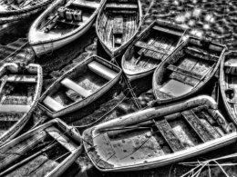 Mevagissey Boats