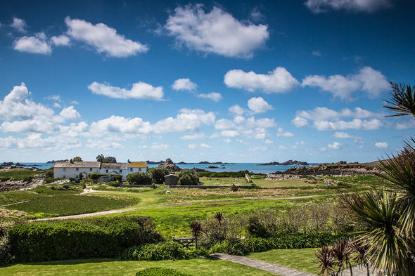 Cottages, Bryher