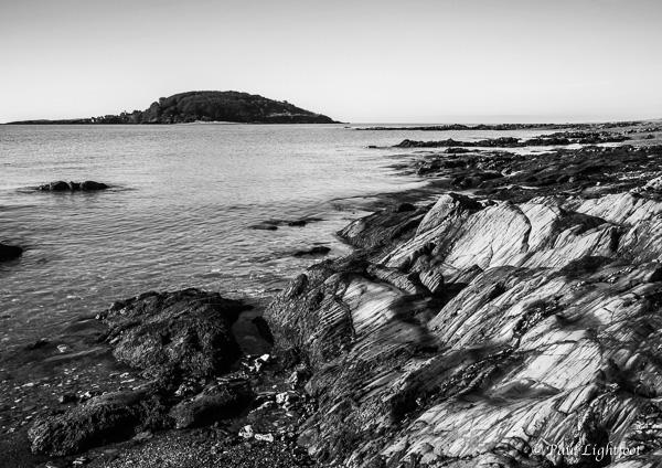 Sculpted rocks, Hannafore