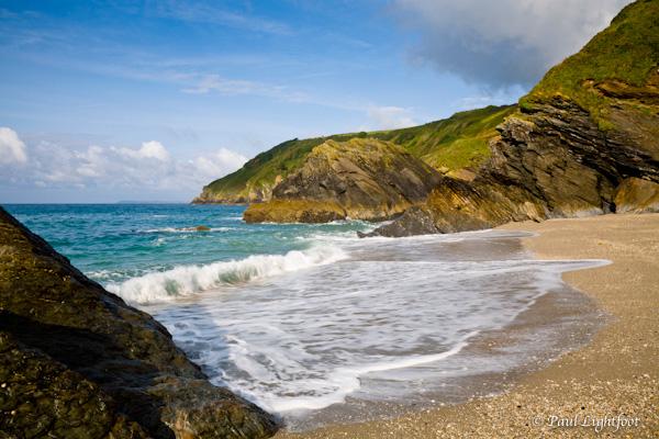 Beach, Lantic Bay