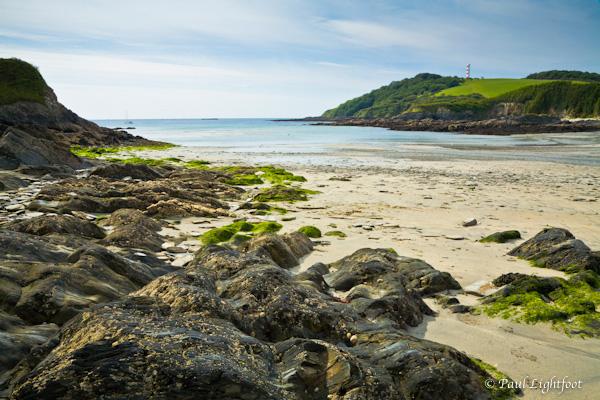 Beach, Polridmouth