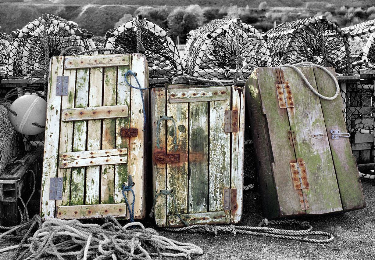 Fishermen's Boxes