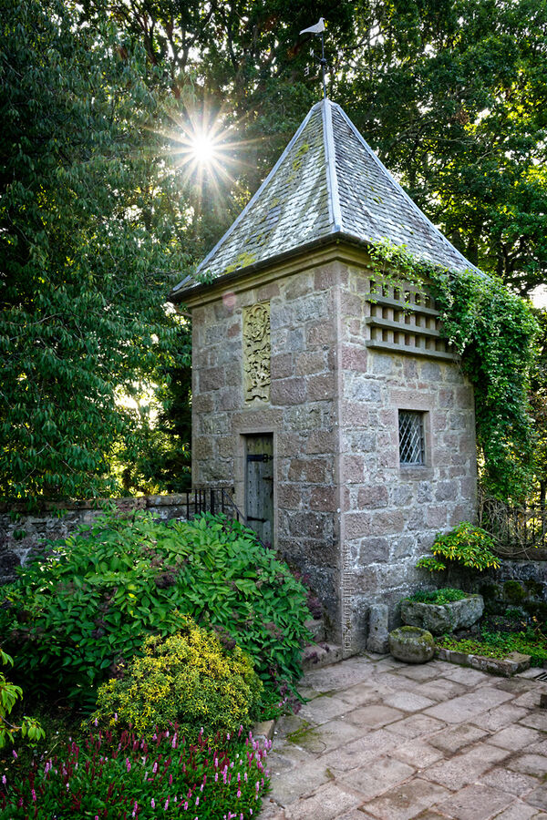 Dovecot, Crathes Castle Gardens