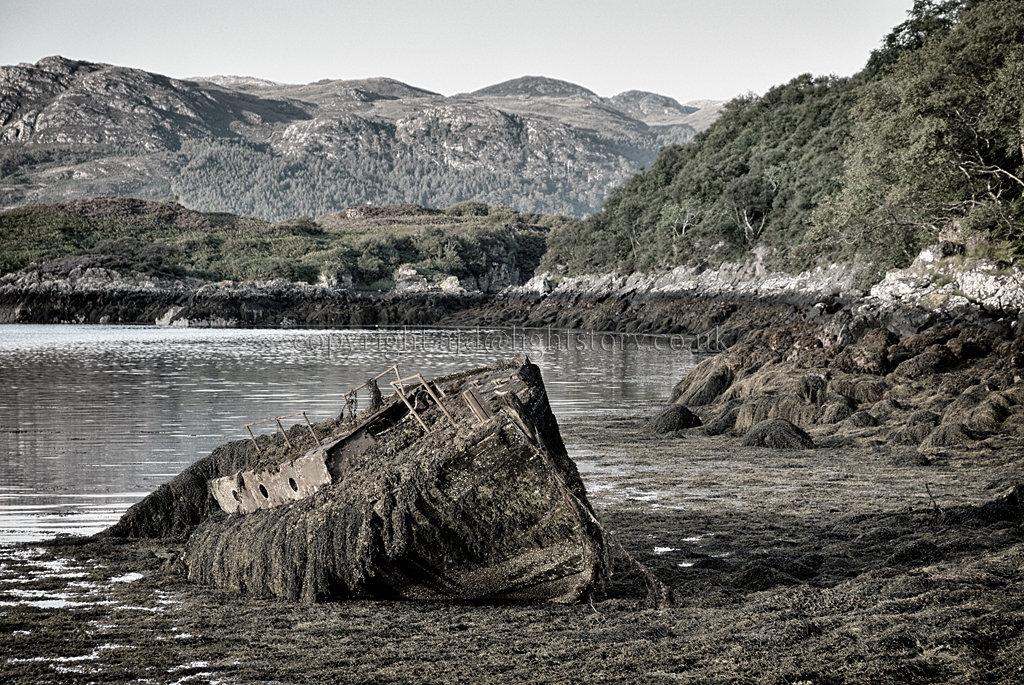 Badachro Harbour