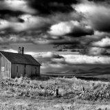 Hut on Loch Shin