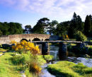 Clapper Bridge, Postbridge, Dartmoor, Devon, England, UK.