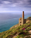 Wheal Coates [Disused] Tin Mine, St Agnes, England, UK.