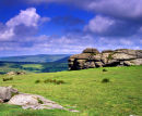 Hay Tor, Dartmoor, Devon, England, UK.
