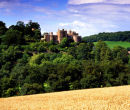 Dunster Castle, Dunster, Somerset, England, UK.