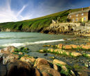 Port Quin, North Cornwall, England, UK.