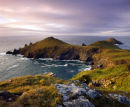 The Rumps, Rumps Point (Pentire Head), Cornwall, England, UK.