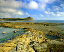 Kimmeridge Bay, Dorset, England, UK.