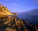 St Oswald's Bay, Dorset, England, UK.