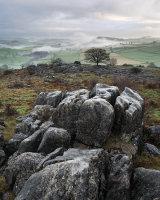 Distant Mist, Newbiggin Crags